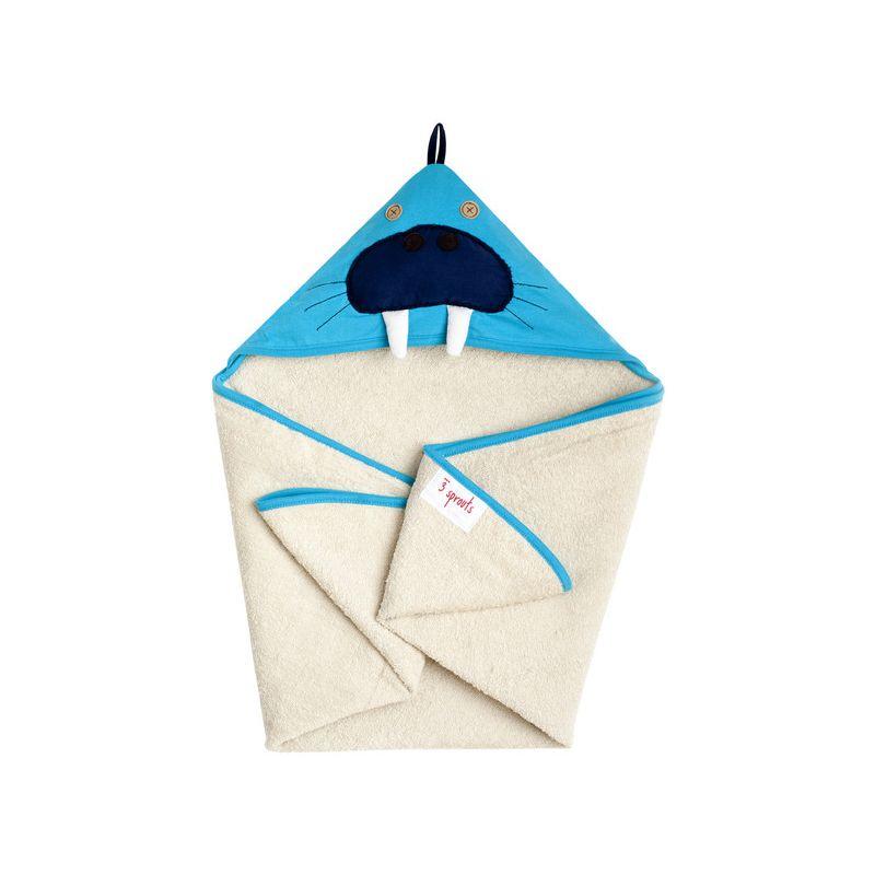 Capa de Baño morsa de la marca 3 Sprouds