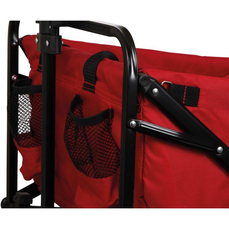 carrito para niños plegable