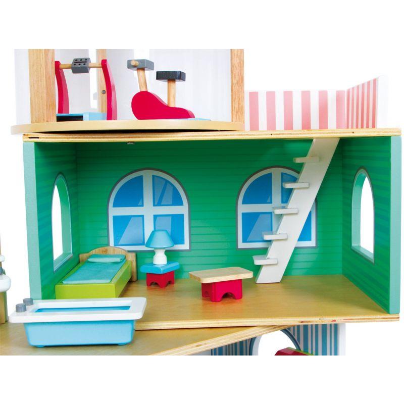 Casa de Muñecas de Tres Elementos - Legler