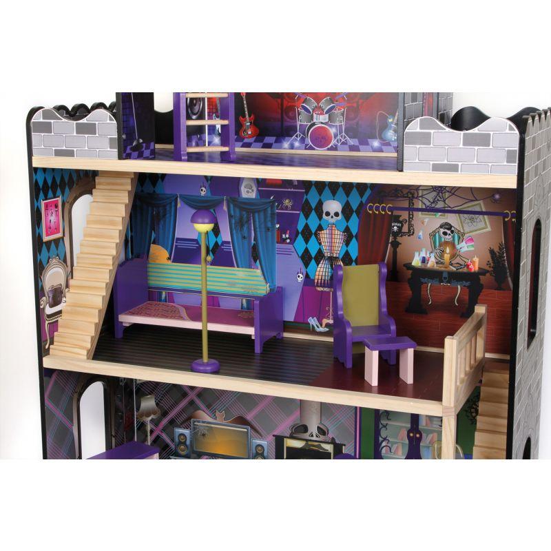 Casa de Muñecas Monstruo - Legler