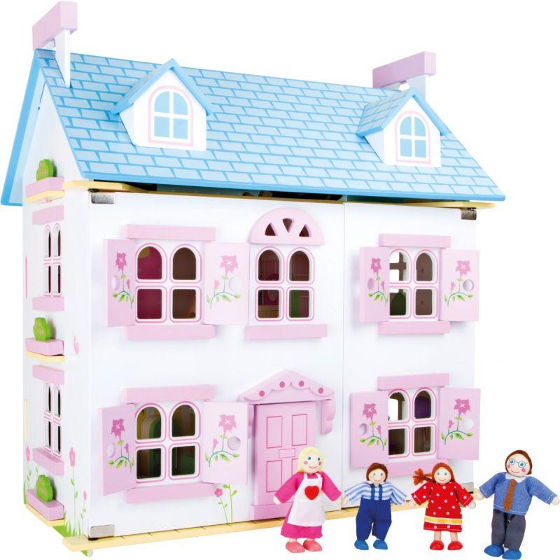 Casa de Muñecas Sueño Floral - Legler