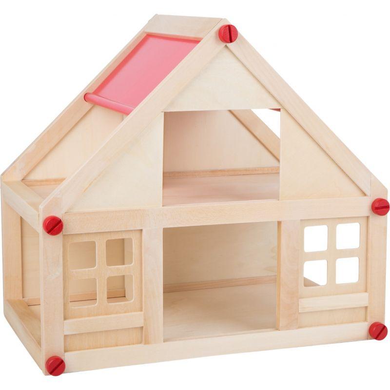Casa de Muñecas con Muebles - Legler