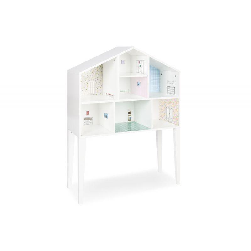 Casa de Muñecas de Madera Anni Pinolino