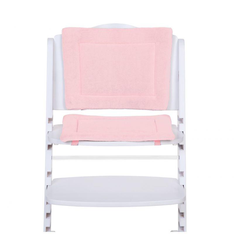 Cojín para Trona Evolutiva Lambda Childhome en color rosa