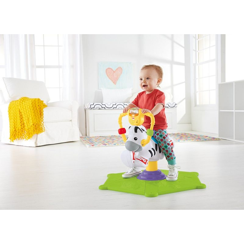 Cebra Gira Gira de Fisher Price