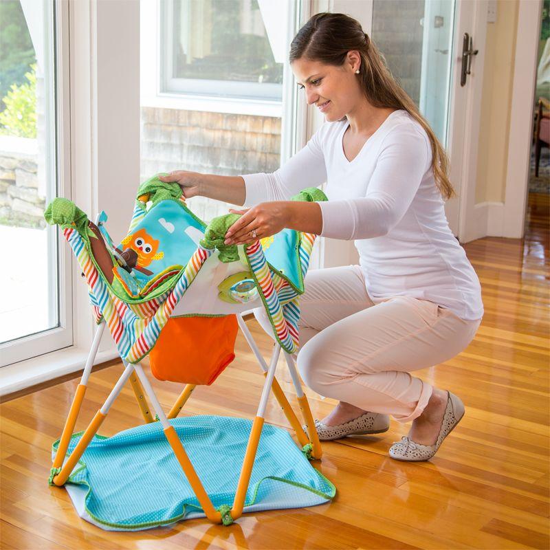 Centro de Actividades Plegable / Saltador  Pop N Jump Summer Infant