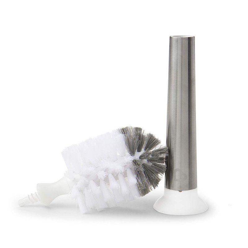 Cepillo acero inoxidable para limpieza Biberones - Munchkin