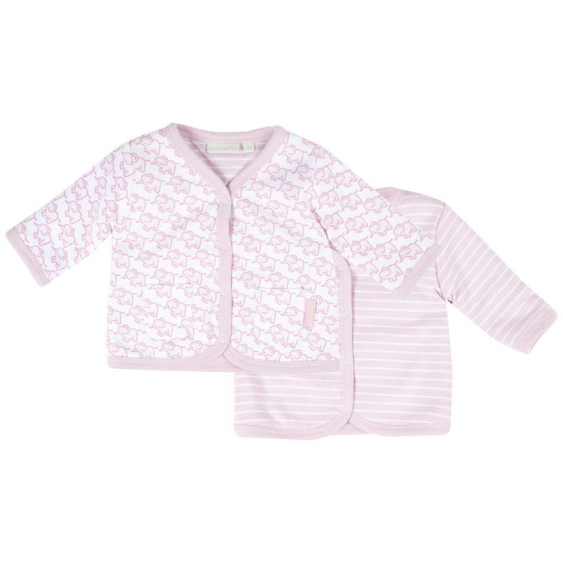 Chaqueta Reversible rosa para Bebés