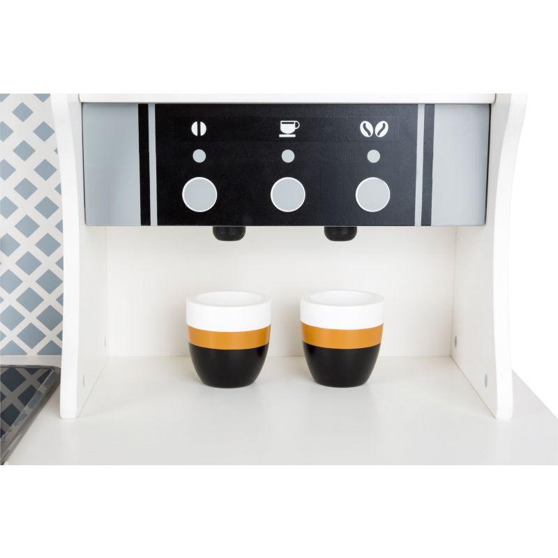 cafetera Cocina de Madera Premium para Niños - Legler