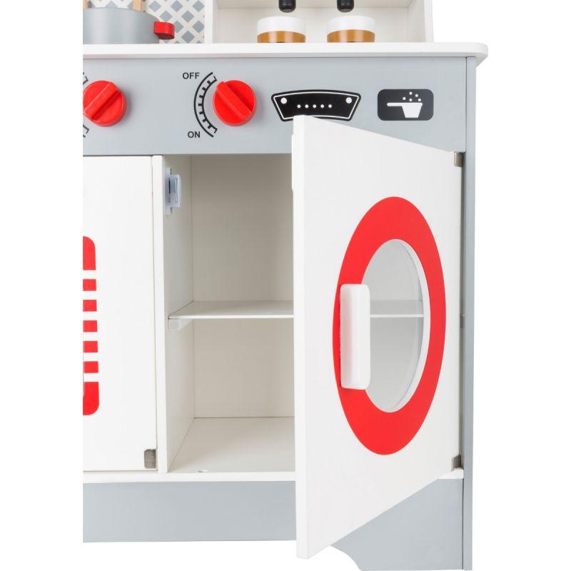 lavadora Cocina de Madera Premium para Niños - Legler