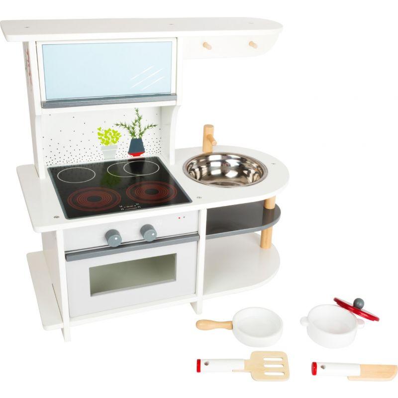 Pintoresca cocina infantil de juguete
