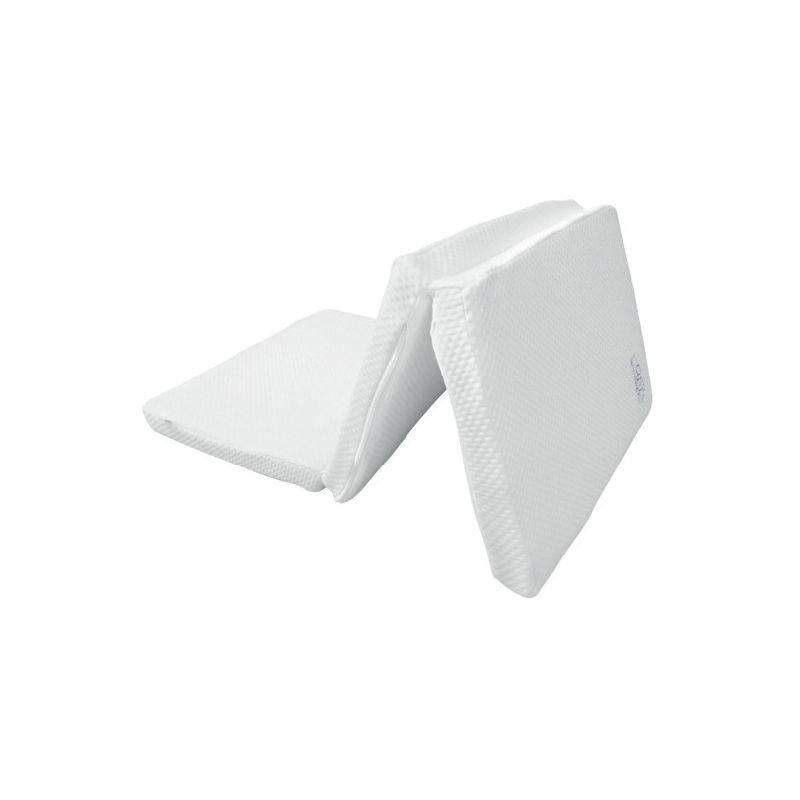 Colchón Plegable bebés Memory Foam 60 x 120 X 5 cm