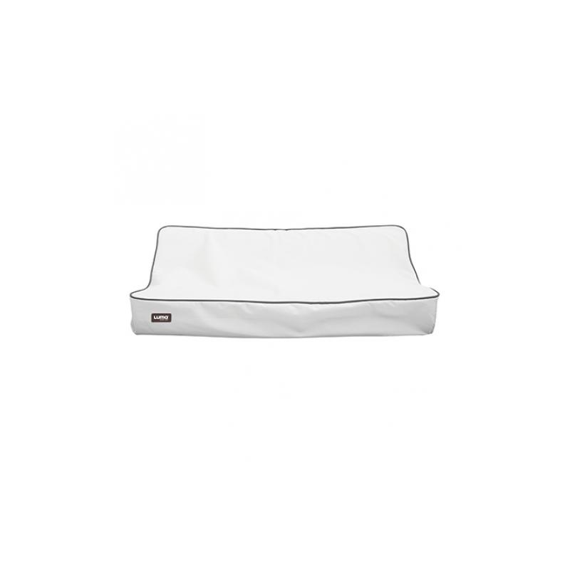 Colchoneta Cambiador Luma en color blanco