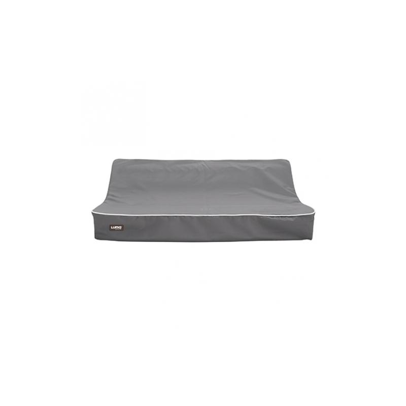 Colchoneta Cambiador Luma en color gris