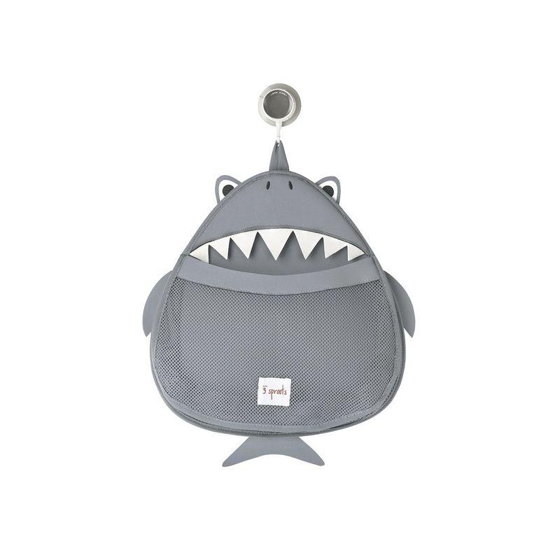Colgador de Baño Tiburón