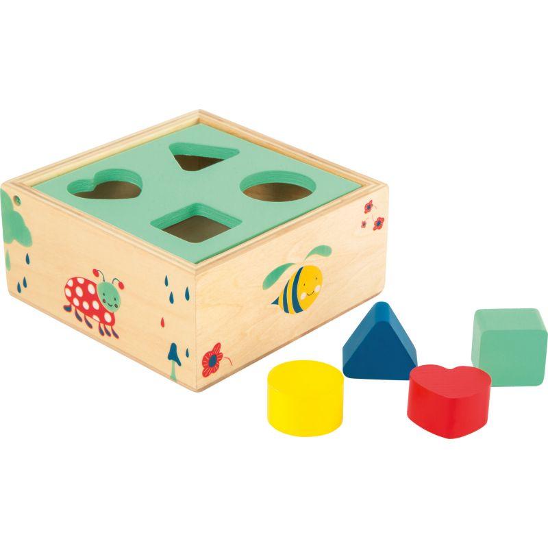 Cubo para Encajar Piezas Move It