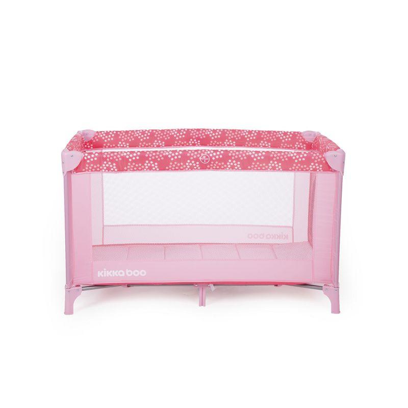 comprar online cuna de viaje rosa