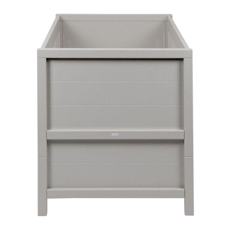 Cuna Cama 70x140 Stripes - Quax griffin grey