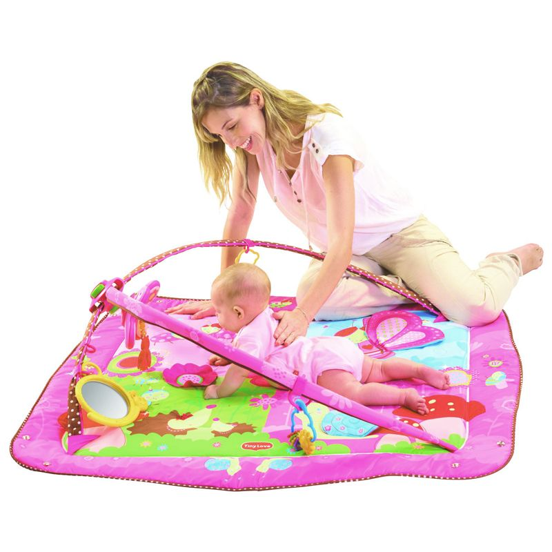 Alfombra de actividades Gymini Move & Play Princess de Tiny Love