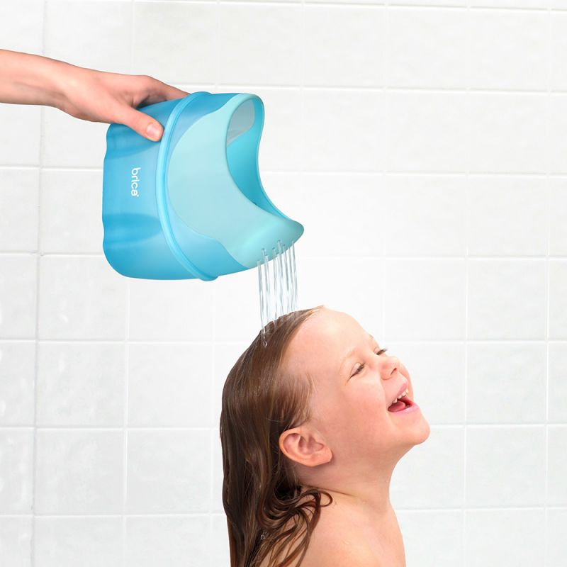 Jarra para aclarar el pelo de Bebés y Niños de Brica