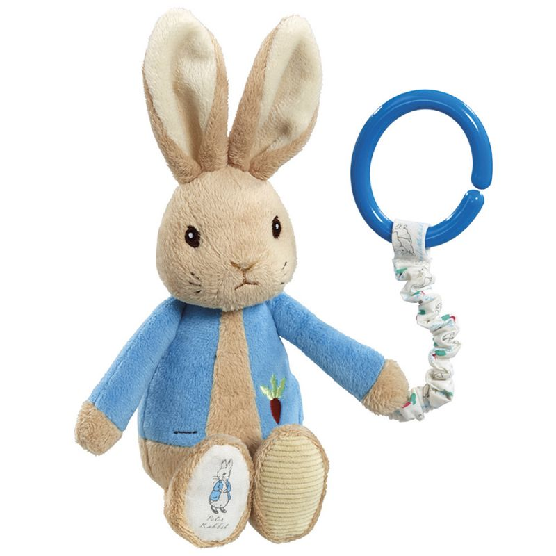 Peluche Colgante para Bebés Peter Rabbit