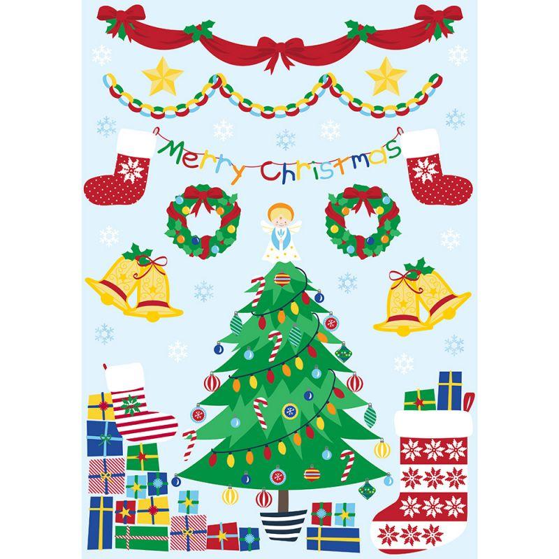Vinilo Árbol de Navidad