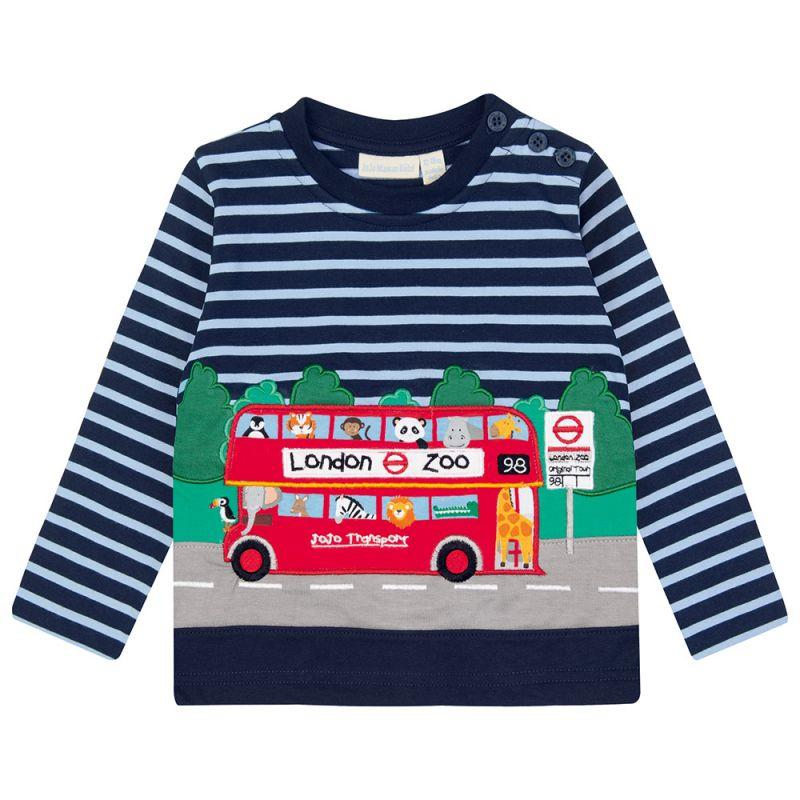 Camiseta para Niños Autobús Zoo de Londres
