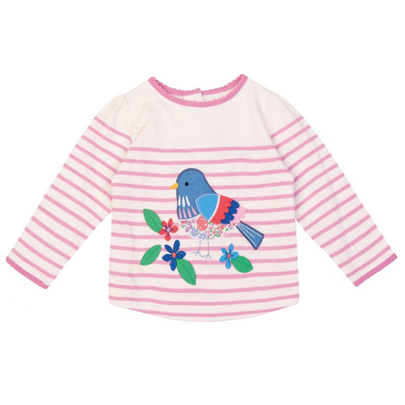 Camiseta de Niña - Pajarito