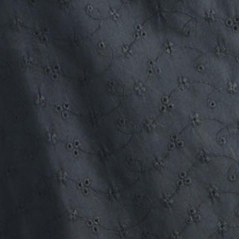 Delantal cubrelactancia de gran tamaño y comodidad en color negro