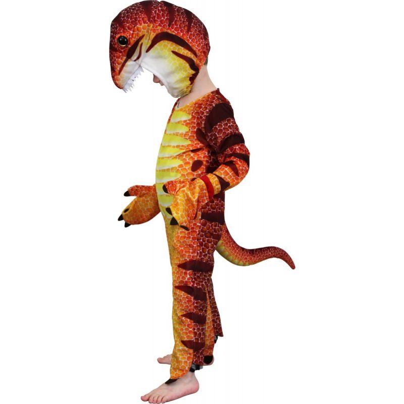 Disfraz dinosaurio niño