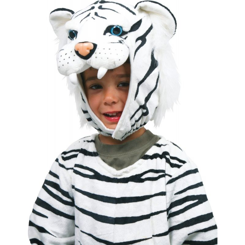 Disfraz Tigre Blanco para niño