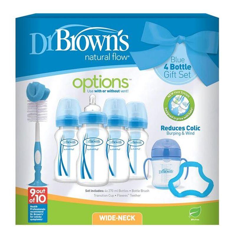 Set de Regalo 7 Piezas Options de Dr Brown