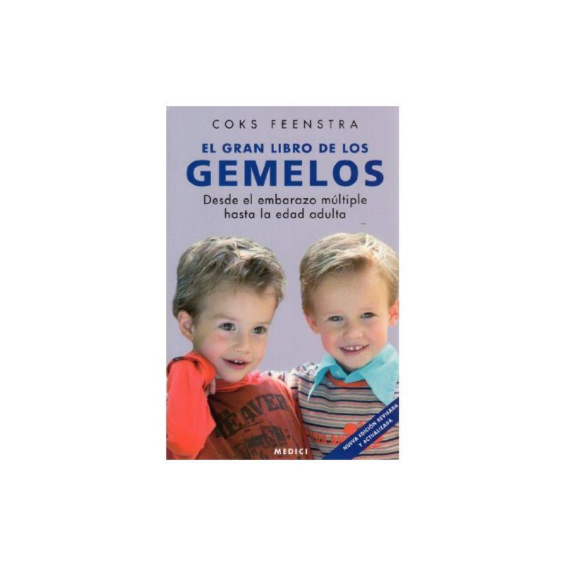 El Gran Libro de los Gemelos , Segunda Edición , Tapa Blanda , Coks Feenstra