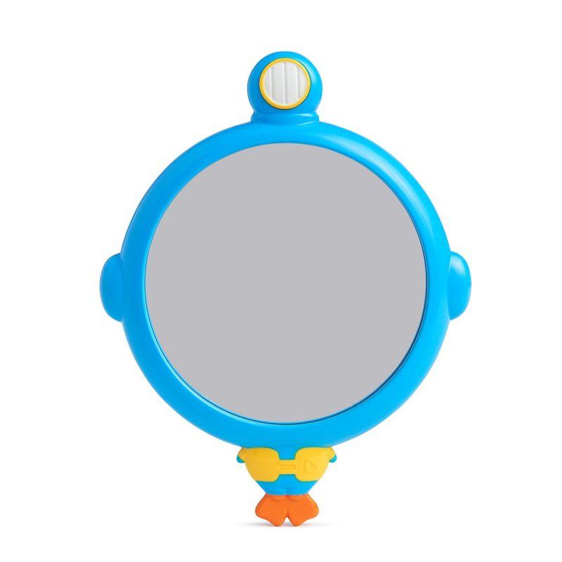 Espejo juguete de baño con Pulpo Lanzachorros - Munchkin