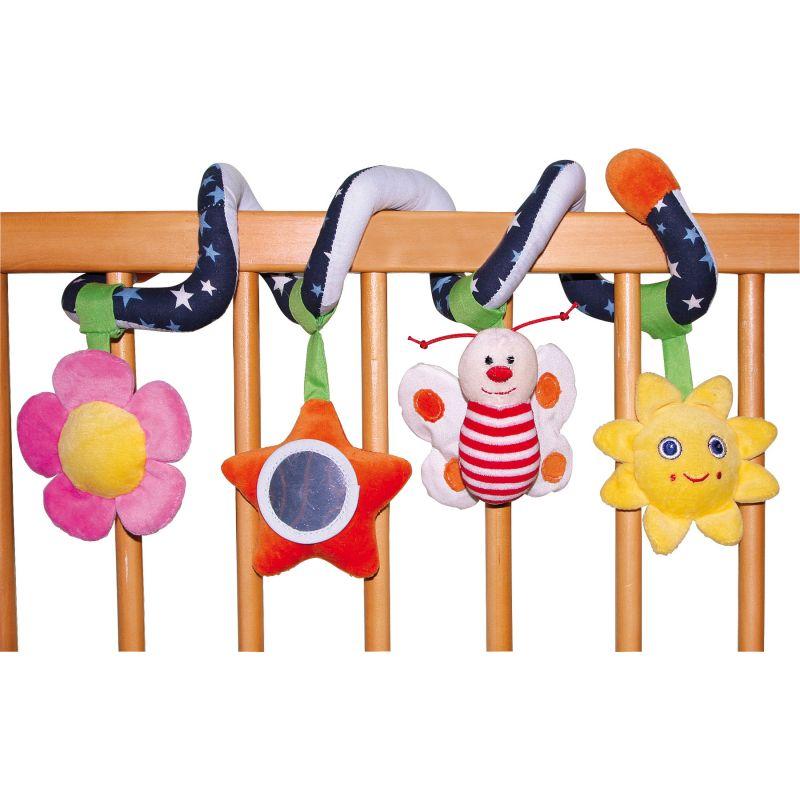 Espiral para agarrar. Juguete para Bebé
