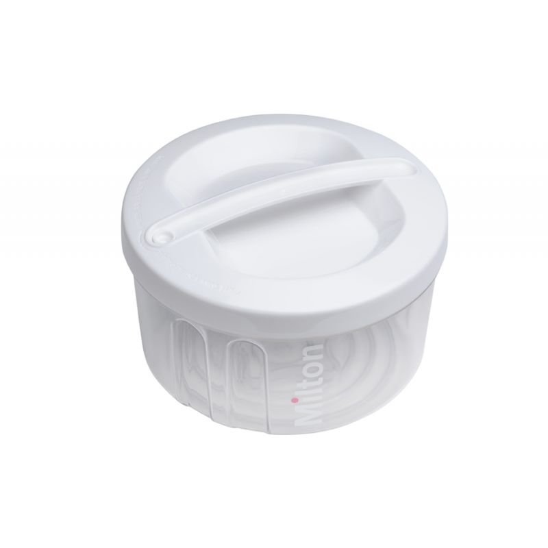Esterilizador Microondas y Agua Fría color blanco - Milton