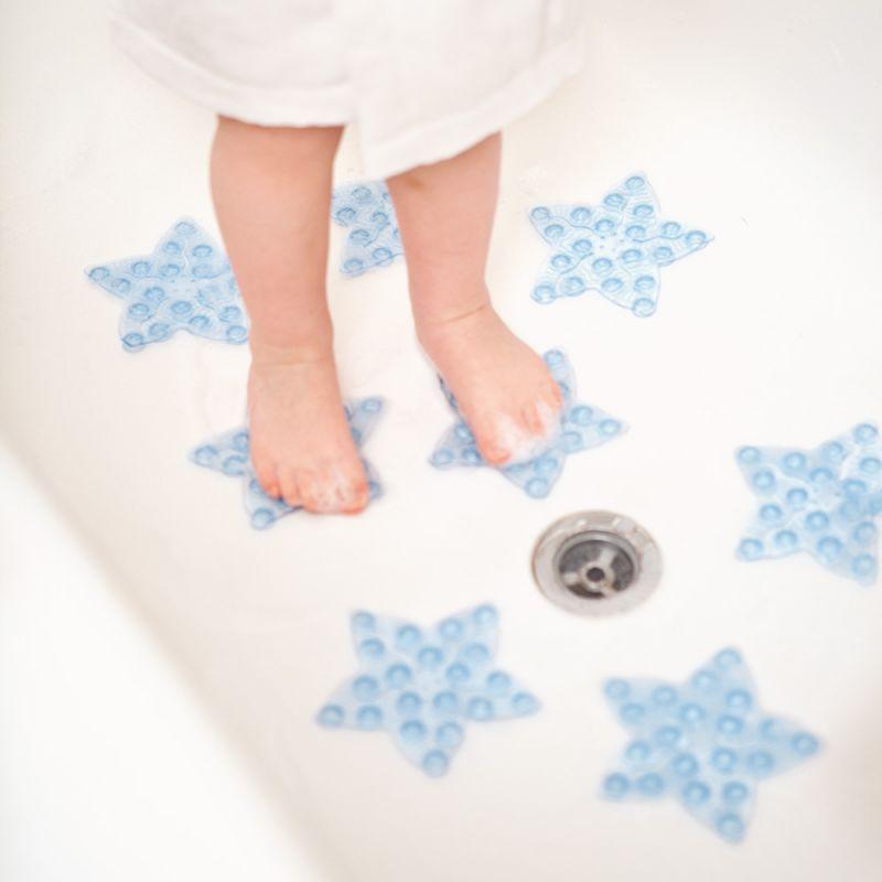 Estrellas Antideslizantes para Bañera