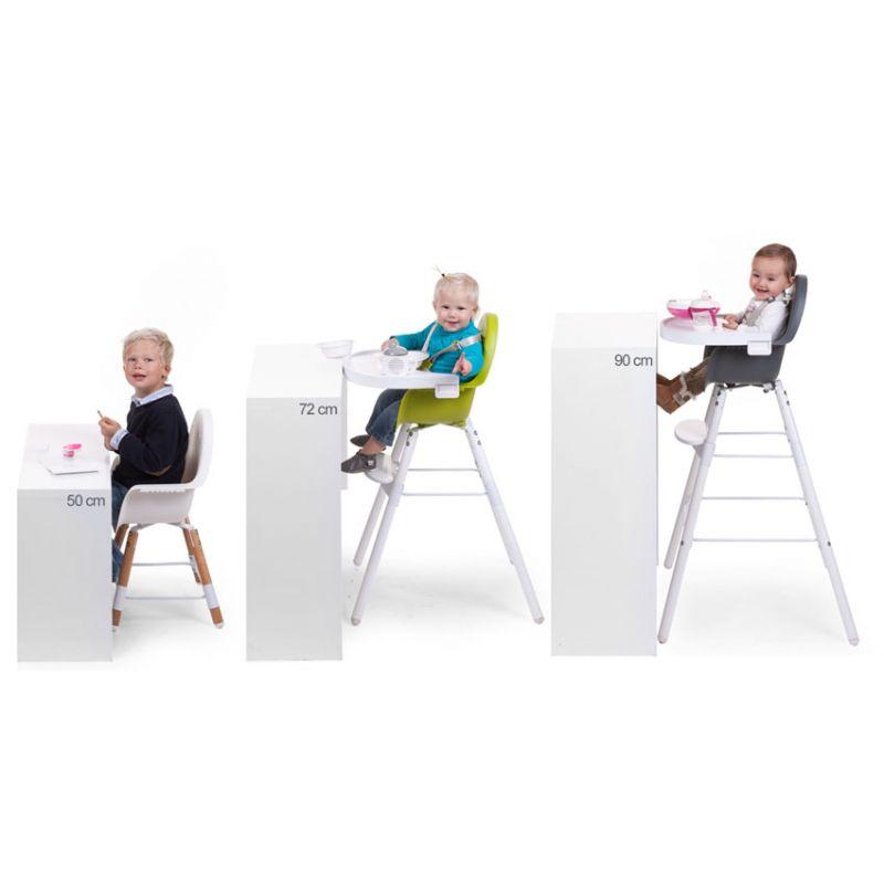 Trona Evolutiva para Niños Blanca de Childwood