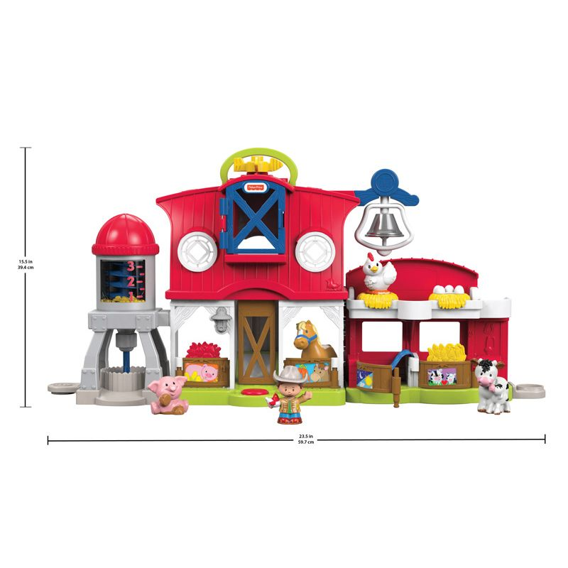 Granja Sensorial Fisher Price Little People