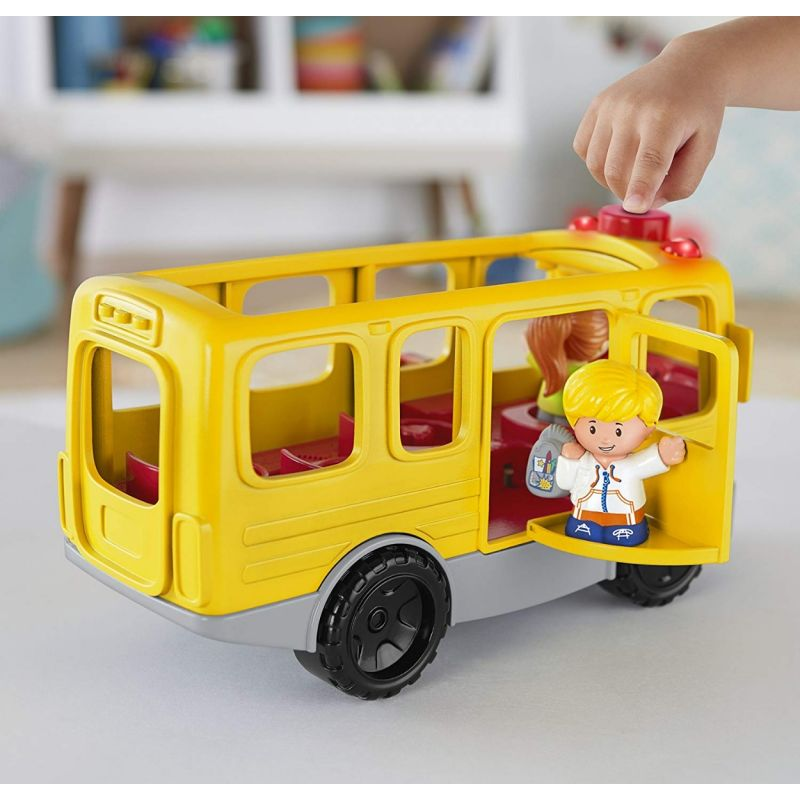 Fisher Price Little People Autobús Escolar