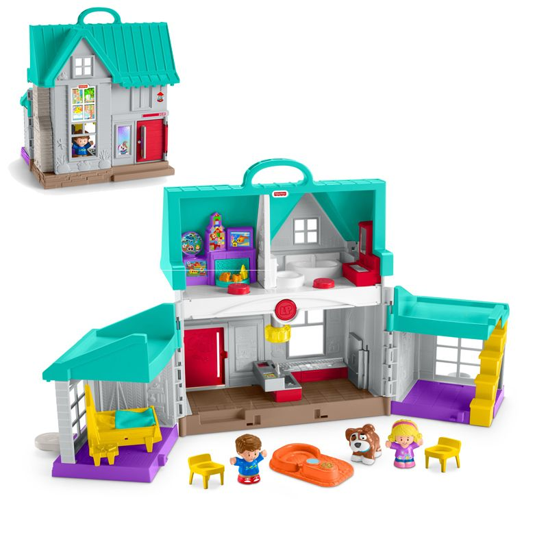 Fisher Price Little People Casita
