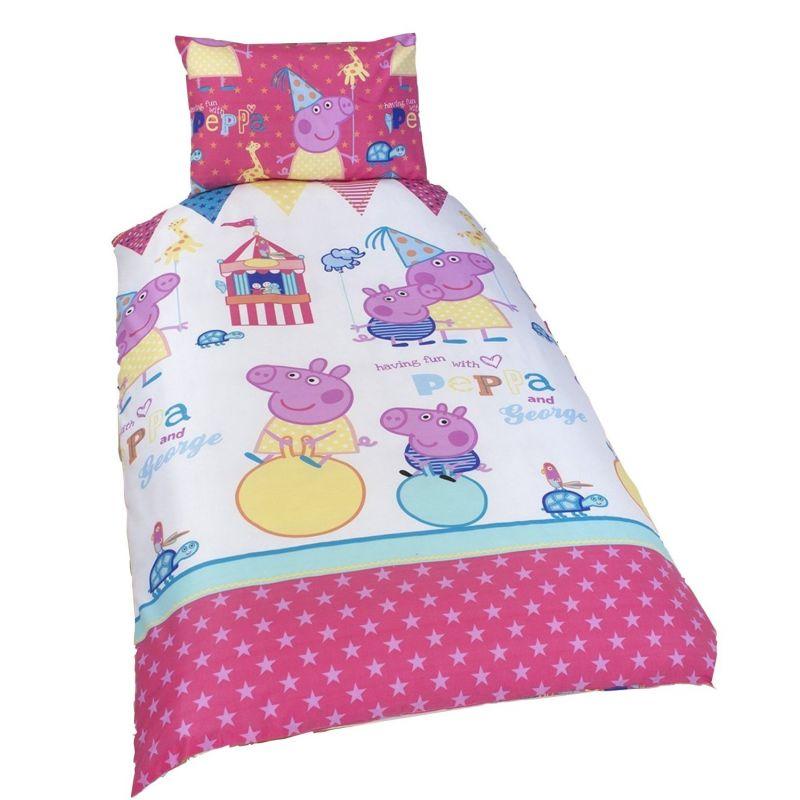 Funda nórdica  cama de 1.35  Peppa Pig