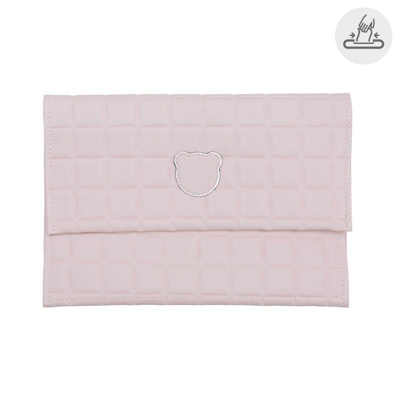 Funda para Toallitas Gofre  rosa - Cambrass