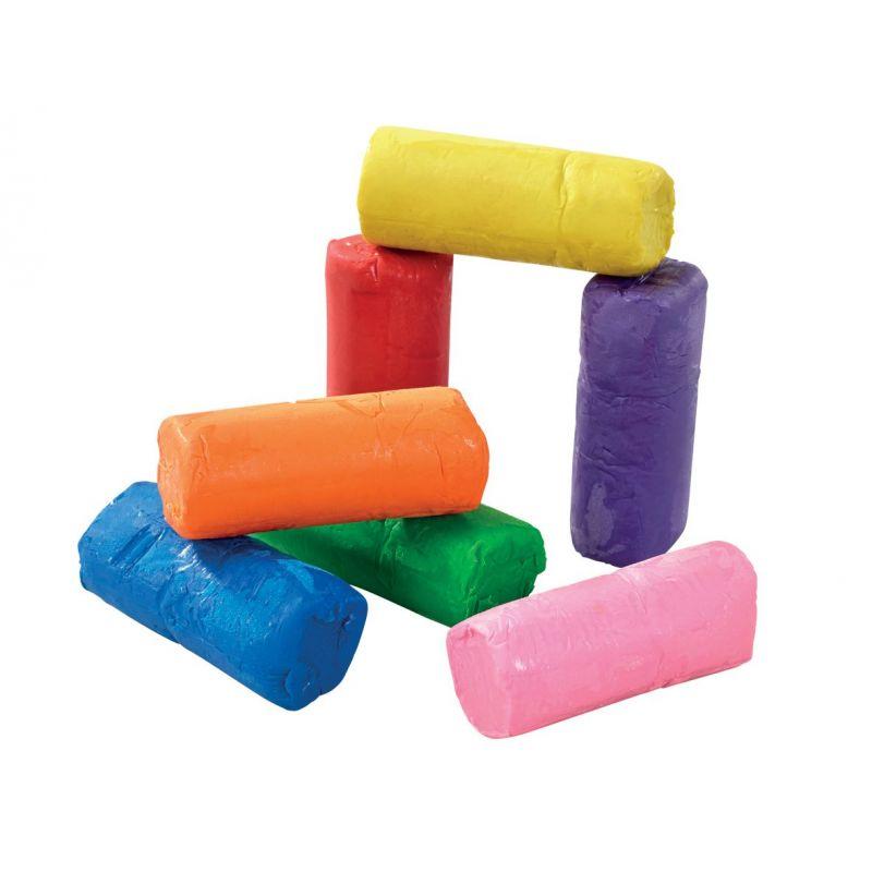 FunTUBulous Mini cubo con Plastilina - Plasticine