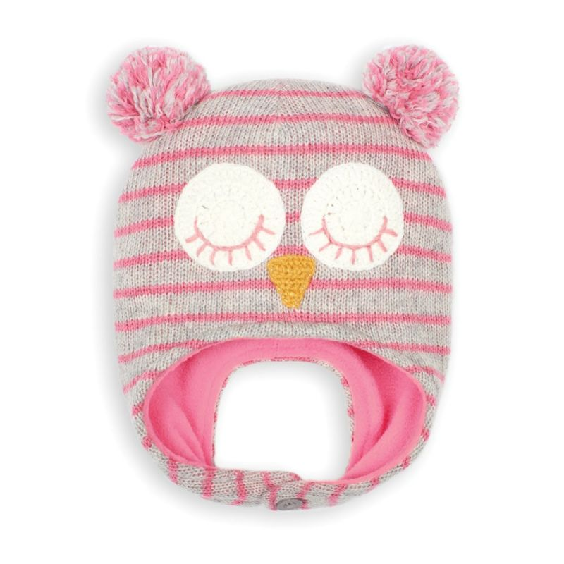 Gorrito de lana para niños y bebés