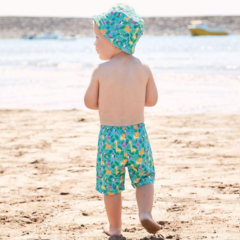 Gorro Protector Solar Bebé y Niño ocean