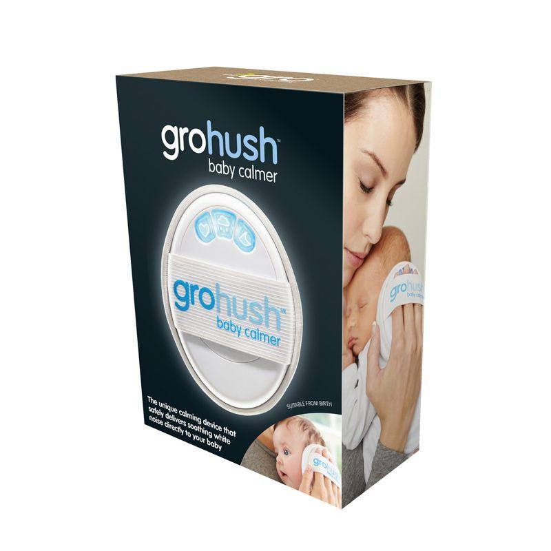 GrowHush Calma Bebés - The Grow Company
