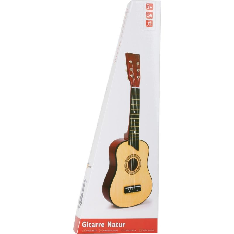 Guitarra de juguete para niños en Color Natural - Legler