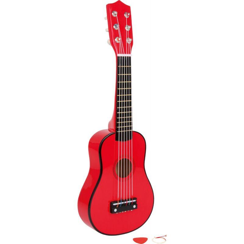 Guitarra de juguete Roja - Legler