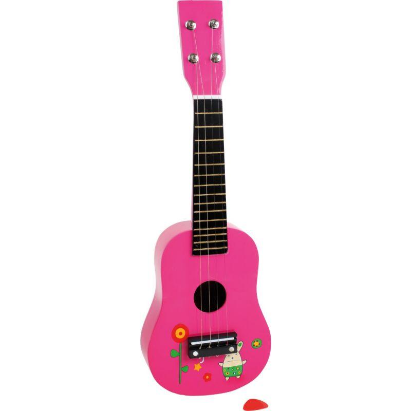 Guitarra de juguete para Niños de color Lila - Legler